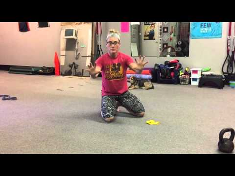 Miniband Push-Up | Rippel Effect Fitness