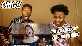 The Greatest Showman - NEVER ENOUGH (Cover) Katrina Velarde ( REACTION)