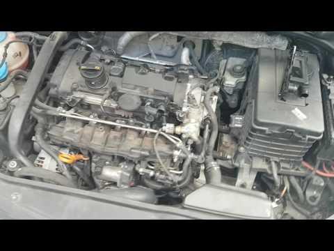 Bora gli 2.0 turbo con problema en valvula pcv jetta mk5 fsi vag