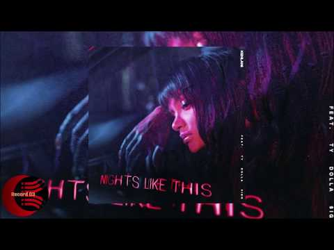 Kehlani - Nights Like This (Feat. Ty Dolla $ign) (Official Audio)