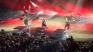 """""""Kagerou"""" BABYMETAL live at The Anthem Washington, DC 9/8/2019. Pre..."""