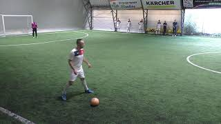 Полный матч ФК Неизбежность Karcher Турнир по мини футболу в Киеве