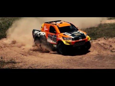 Martin Prokop Dakar 2016 - pre-event test Argentina