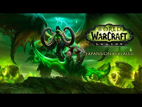 World of Warcraft's New Expansion: Legion
