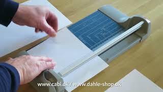 Dahle 507 Papir Skæremaskine