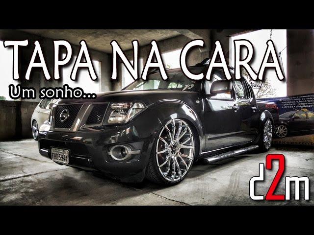 Nissan Frontier 24 FIXA  ! UMA TAPA NA CARA !   Absurdo !