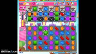 Candy Crush Level 1265 help w/audio tips, hints, tricks