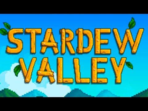 Jogo de fazenda INCRÍVEL - Stardew Valley