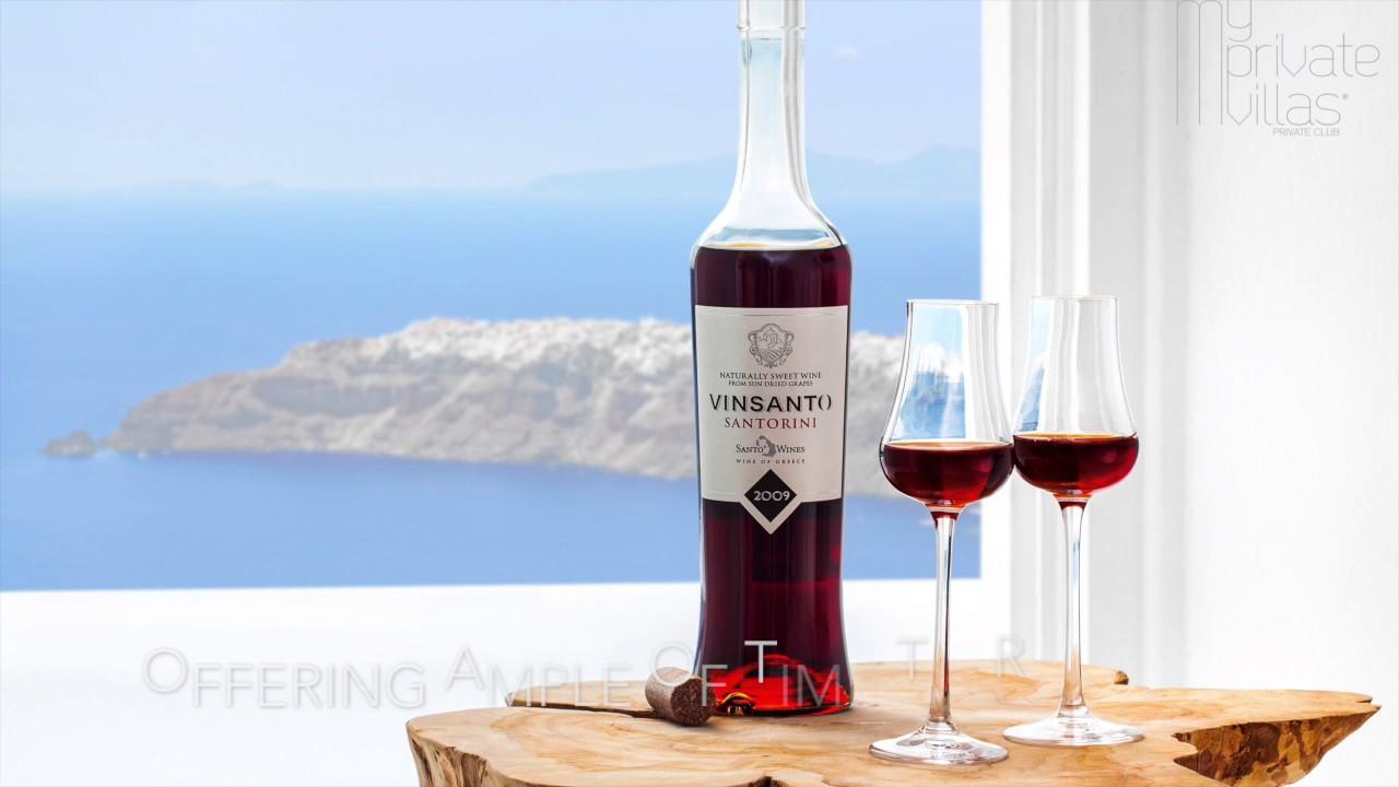 Region. Santorini. Producer. Argyros estate. Grape variety. Assyrtiko. Aidani. Athiri. This grape is also used to make the popular greek dessert wine, vinsanto.