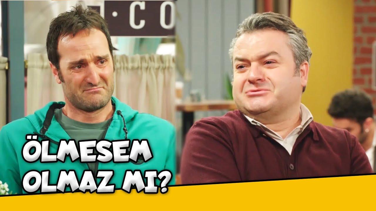 Rıfkı ve Mehmet Ali'nin Komik Nine Muhabbeti!