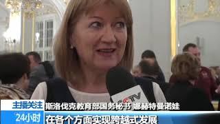 《精彩活动迎国庆》 我使馆及华人华侨举行活动迎国庆 | CCTV