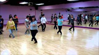 Suicide Waltz ~ Joey Warren, Debbie McLaughlin & Niels Poulsen -Line Dance (Walk thru & Danced)