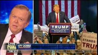 Trump & Cruz Lead New Quinnipiac Poll In Iowa - Lou Dobbs