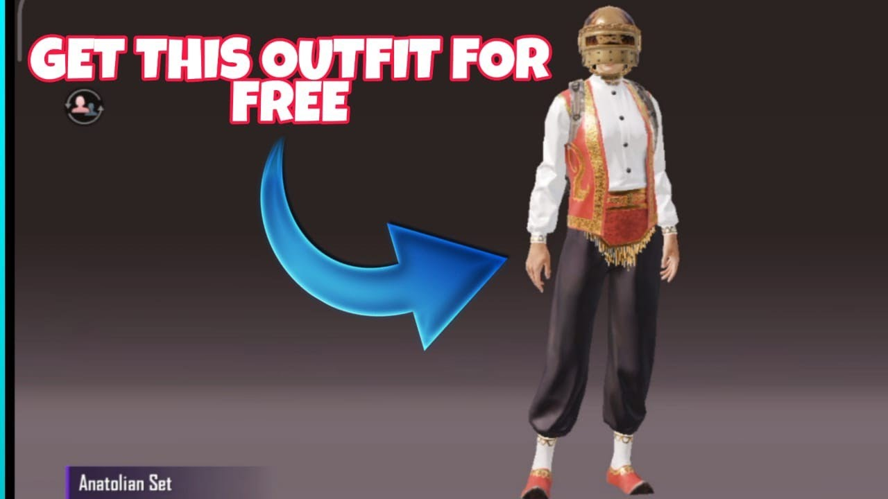 GET PERMANENT OUTFIT FOR FREE AND VOICE | PUBG MOBILE