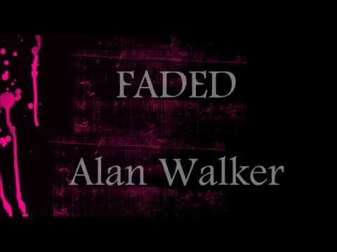 Faded - Alan Walker || Lower Key Karaoke (-2)