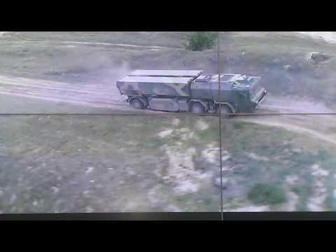 ОТРК Грім-2. Випробування шасі пускової установки