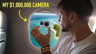 I built a million dollar business with a camera -  YOU can too
