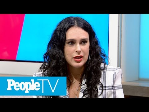 'Empire's' Rumer Willis Sets The Record Straight About Her Sobriety, Talks Mom Demi Moore | PeopleTV