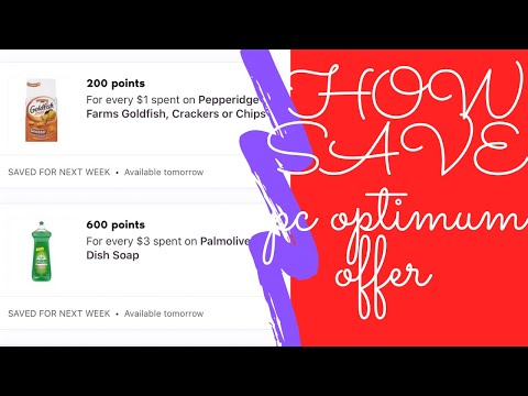 COUPONING IN CANADA: How To Save A Pc Optimum Offer..
