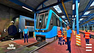 New Train and Cities   Subway Simulator 3D NEW UPDATE Android Gameplay screenshot 4