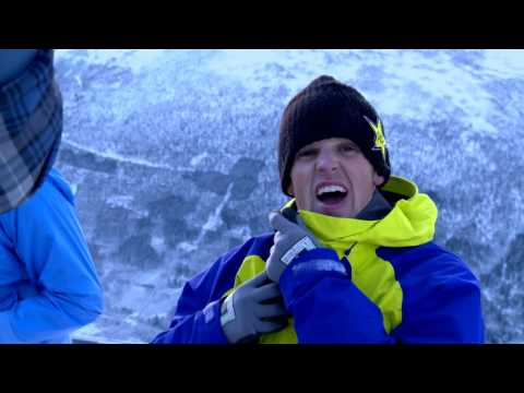 Ice BASE Jump | Remembering Roner