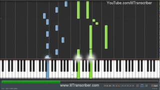 Eminem - Lighters (Piano Cover) by LittleTranscriber