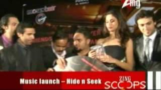 Apoorva Lakhia launches Hide & Seek music.