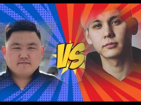 Певец Leon VS Өттүк Леха (Кубок Азии 2019 по Хапсагай)