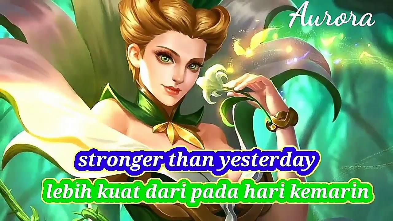 Kata kata bijak dan arti kata dari quotes hero mlbb   YouTube