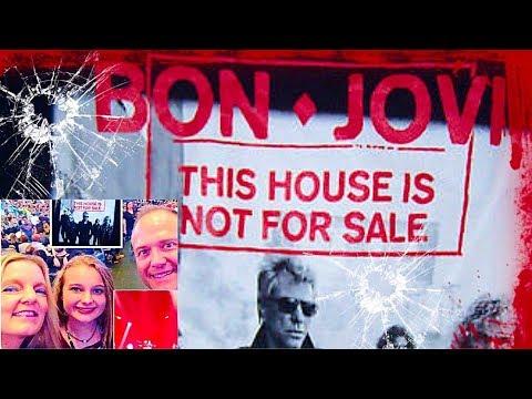 Bon Jovi Concert 2018   Dallas, Texas   American Airlines Center