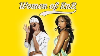 Women of RnB Remix (Ft. TLC, Ashanti, Aaliyah & More!) | DJ Discretion Remix