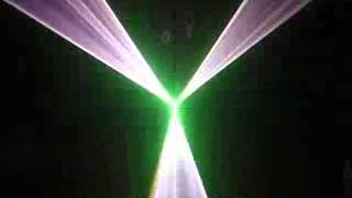 500mW RGB laser with pure white light      56grgr