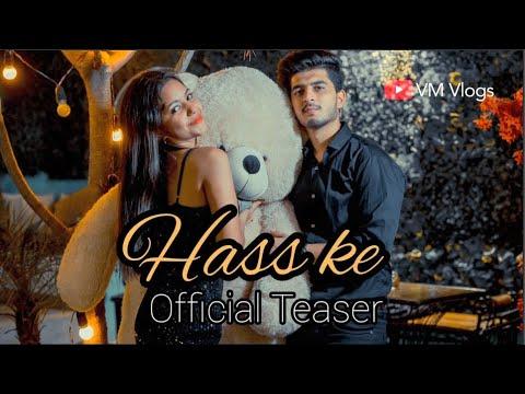 Download Hass Ke : Jass Manak ( Cover teaser )   New Punjabi Song   Mehak Gupta   Vishu Setia   VM Vlogs
