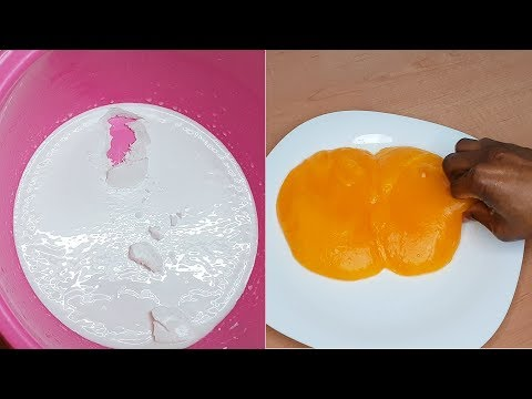 How To Make Delta Starch From Scratch   Flo Chinyere