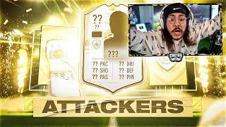 10 ATTACKER ICON PACKS!! FIFA 21
