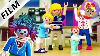 Playmobil Film polski | TANIEC DESZCZU - Julian zaklina deszcz | Serial Wróblewscy