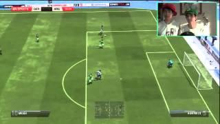 Argentina vs Alemania fernanfloo fifa 13
