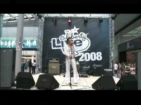 Dave Harley at the Liberty Music Festival Part 1
