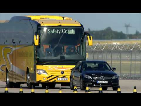 Mercedes-Benz Campus Safety -  Buses 2015