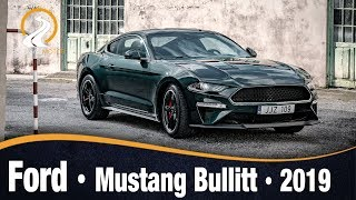 Ford Mustang Bullitt 2019 | Video e Información / Review en Español