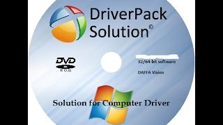 How To Download And Install Drivers For All Laptop / Pcs | DriverPack Solution