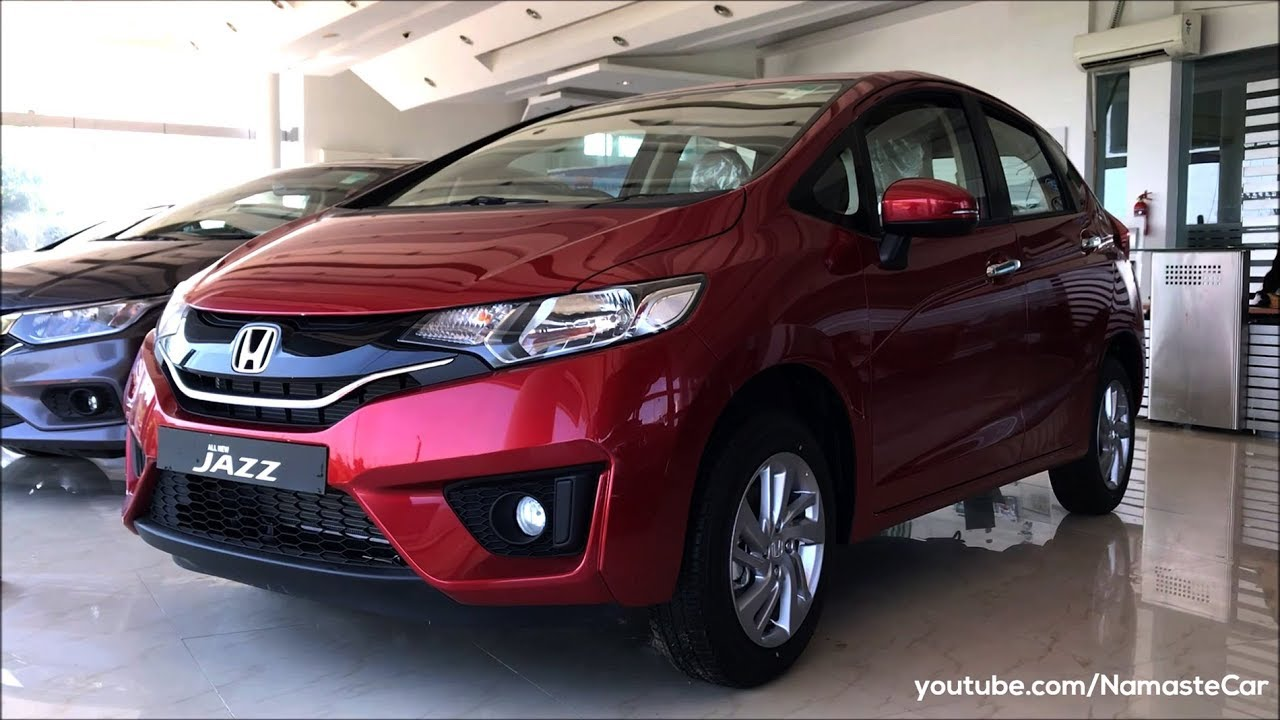 Honda Jazz/Fit VX i-VTEC GK 2018 | Real-life review - YouTube