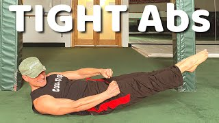 TIGHT Pilates Core Abs Workout - Sean Vigue Fitness