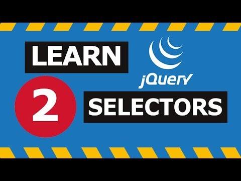 Jquery Selectors Tutorials in Hindi - Part 2 - YouTube