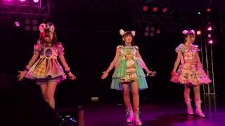 わーすた「メラにゃイザー!!!!! 〜君に、あ・げ・う♪〜」mistFES2019