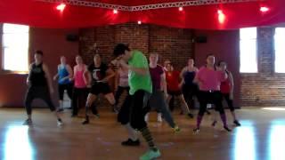 El Tiburon - Henry Mendez Proyecto Uno - Merengue Dance Fitness w/ Bradley