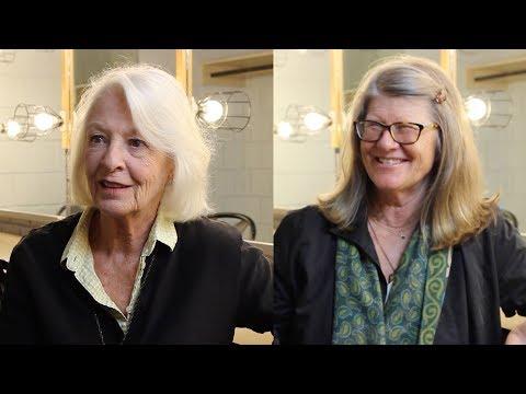 Jane Alexander & Judith Ivey  FIREFLIES