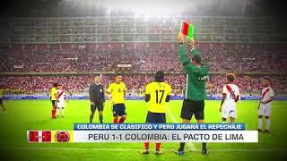 Así fue El pacto de Lima entre Perú y Colombia