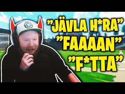 Zaitr0s Rage Compilation (Svenska Fortnite WTF & Funny Moments)