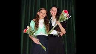 """Sisters"" White Christmas ~ Anastasia Lee & Tatiana Marie ~ 14 & 13 year old Sopranos"